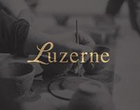 [Website Design] Luzerne Tableware Online Store Website