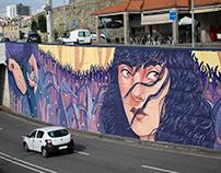 """""""Tra-lo tempo"""" Vigo Ciudad de Color 2018"""
