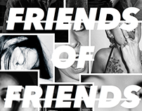 Friends of Friends | Photography Exhibition