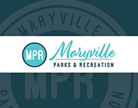 Maryville Parks and Recreation Branding