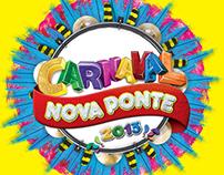 Marca - Carnaval de Nova Ponte 2013