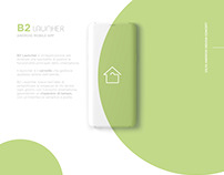 B2 Launcher - Brand Image & UX/UI Design - Android