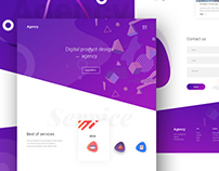 Agency - Web Design