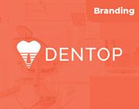Dentop / Denstistry / Branding