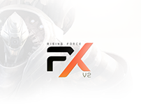 RF FX Branding