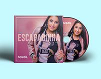Raquel Lídia - Escapadinha | EP & CD cover