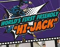 McDonald's Hi-Jack Project