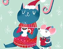 Christmas Cards- Design