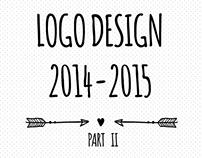 Logo design 2014-2015 (Part 2)