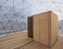 Sauna Trafačka — H3T architekti