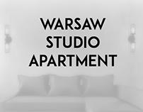 Warsaw Studio Apartment