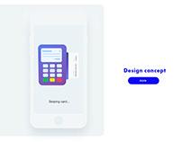 "Concept design ""dengy.ru"""