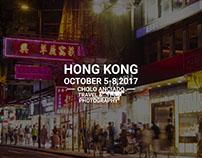 Hong Kong, October 5-8, 2017