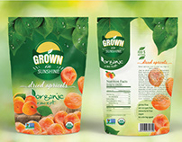 Grown in Sunshine // Package Design