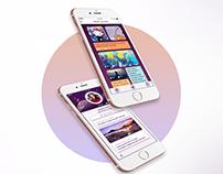 TalkPal (mental health, friendship, community app)