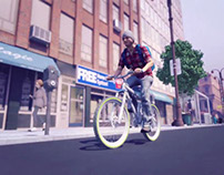 3D Commercial Ad