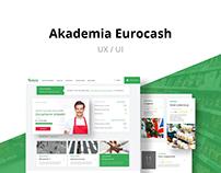 Akademia Eurocash - UX/UI