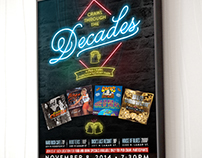 Crawl Through the Decades / Pub Crawl