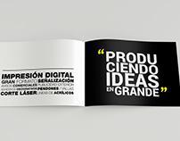 Diseño y diagramación catálogo pigxel