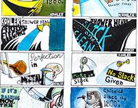 Thumbnail Set: Kohler Projects