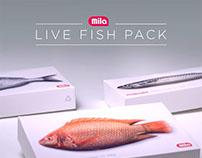 MILA - Live Fish Pack