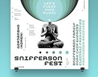 SNIFFERSON FEST — 2011