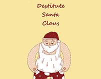 Destitute Santa Claus