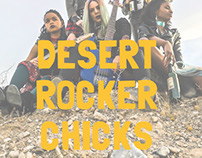 Desert Rocker Chicks