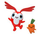 Wow-Kun / Shop Japan Brand Mascot
