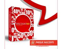 Folheto Discount Me!