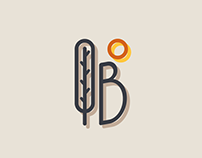 Floris Cab Logo & Book Design