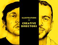 Ilustración - Charla de Agencias Publicitarias