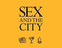 'SexAndTheCity' Icon Set