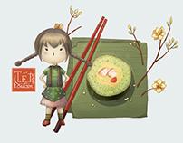 Food & Character