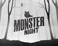 MONSTER NIGHT /// OPENER