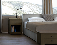 Alpine Apartment (Walkthrough)