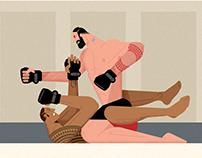 UFC | Style exploration