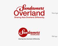 Sundowners Overland Rebrand