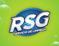 RSG servicios de limpieza - Branding