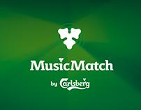 MusicMatch by Carlsberg