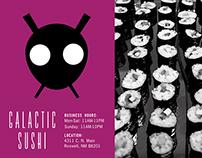 Galactic Sushi Design