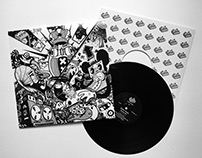 LP design for Ghetto Chords
