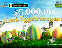 Cash Eggstravaganza