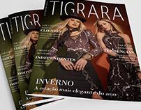 Folder Tigrara | Inverno 2019 | Ventos Áridos