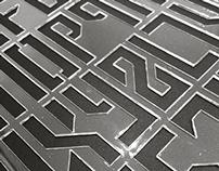 36363 Font (2015 Ver.) & Stencil