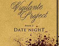 Vigilante Project Issue 2 - Comic Book Lettering