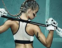 Defense Mechanisms - Lacrosse women's wear
