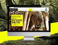 Colombia Magia Salvaje - Web Design