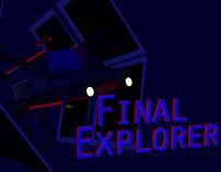The Final Explorer Nearly Finished screenshots