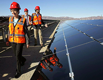 How Solar Energy provides Employment